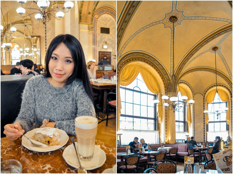 維也納中央咖啡館