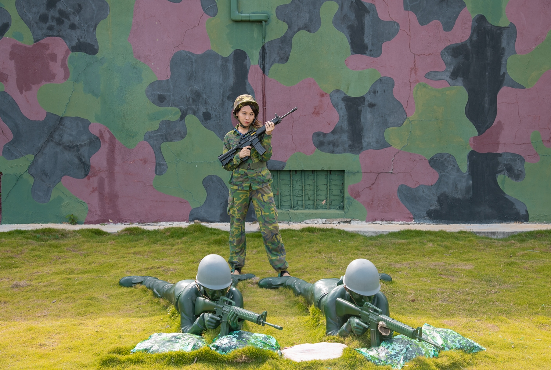后麟步槍模擬射擊館