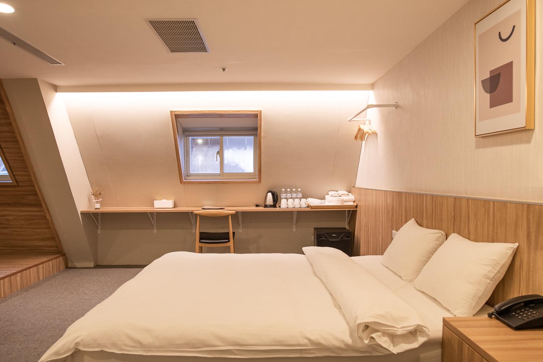 囍閱文旅 Hotel attic