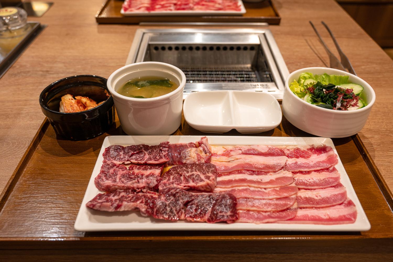 台中一人燒肉