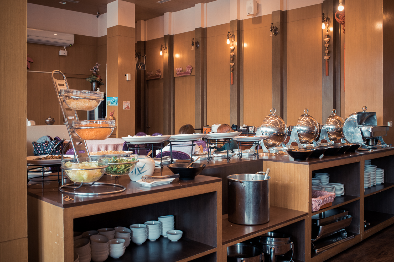 金湧泉SPA溫泉會館 早餐